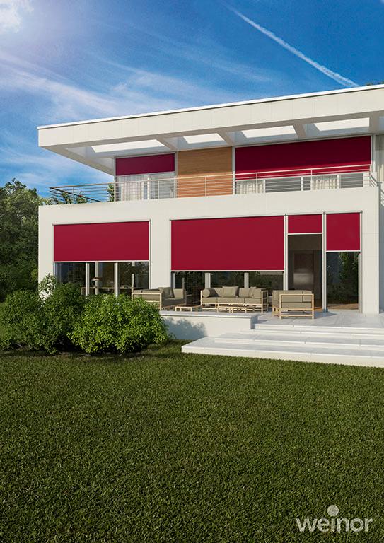 beschattung peindl glasbau. Black Bedroom Furniture Sets. Home Design Ideas